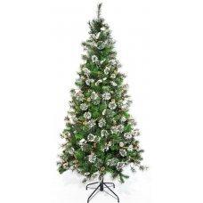 Χριστουγεννιάτικο Χιονισμένο Δέντρο Maryland, Slim (2,40m)