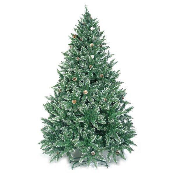Χριστουγεννιάτικο Δέντρο Χιονέ Sarp Snowy (2,10m)