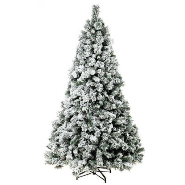 Χριστουγεννιάτικο Δέντρο Χιονισμένο Alaska (2,40m)