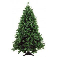Χριστουγεννιάτικο Δέντρο Δίρφυς με Περιστρεφόμενη Βάση (2,40m)