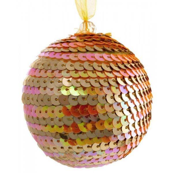 Μπάλα Πορτοκαλί Πούλιες (8cm)