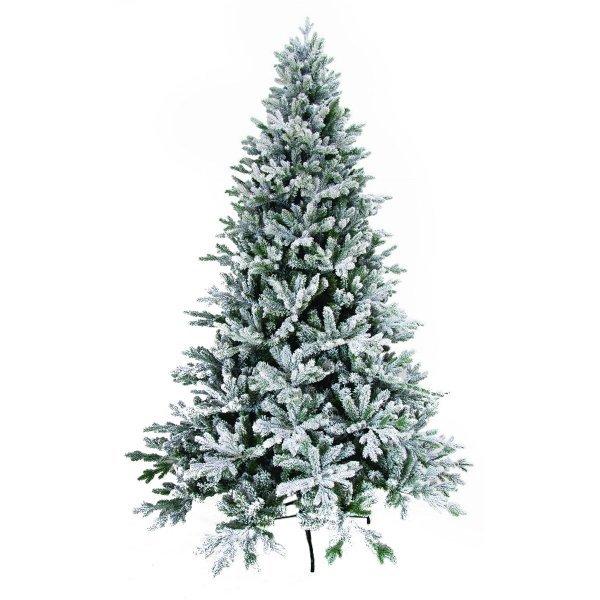 Χριστουγεννιάτικο Δέντρο Χιονισμένο Korali (2,40m)