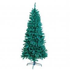 Χριστουγεννιάτικο Δέντρο Flocked Blue (2,10m)