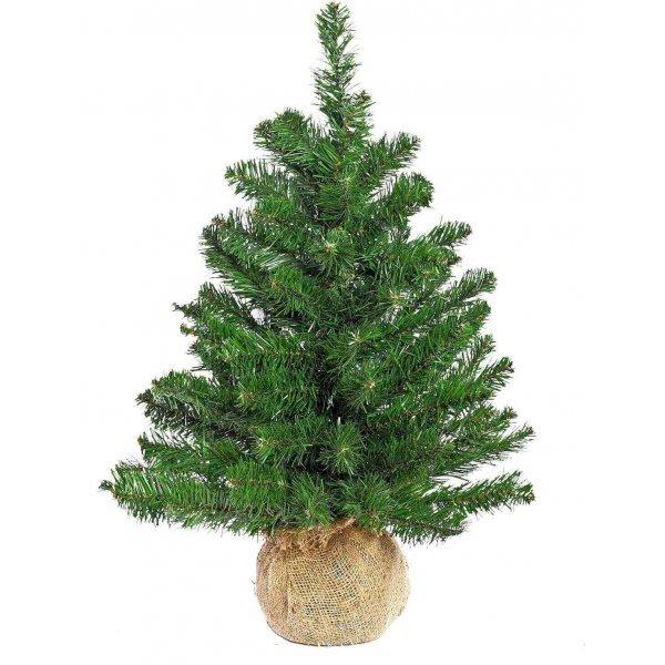 Χριστουγεννιάτικο Επιτραπέζιο Δέντρο με Σακί (75cm)