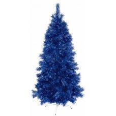 Χριστουγεννιάτικο Δέντρο Blue Slim (1,80m)