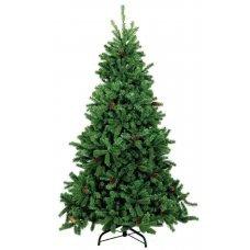 Χριστουγεννιάτικο Δέντρο HO με Κουκουνάρια (2,10m)