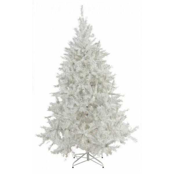 Χριστουγεννιάτικο Δέντρο Λευκό (1,80m)