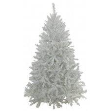 Χριστουγεννιάτικο Δέντρο Λευκό Ιριζέ (1,50m)