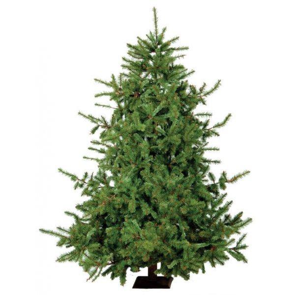 Χριστουγεννιάτικο Δέντρο LN με Ξύλινο Κορμό (2,70m)
