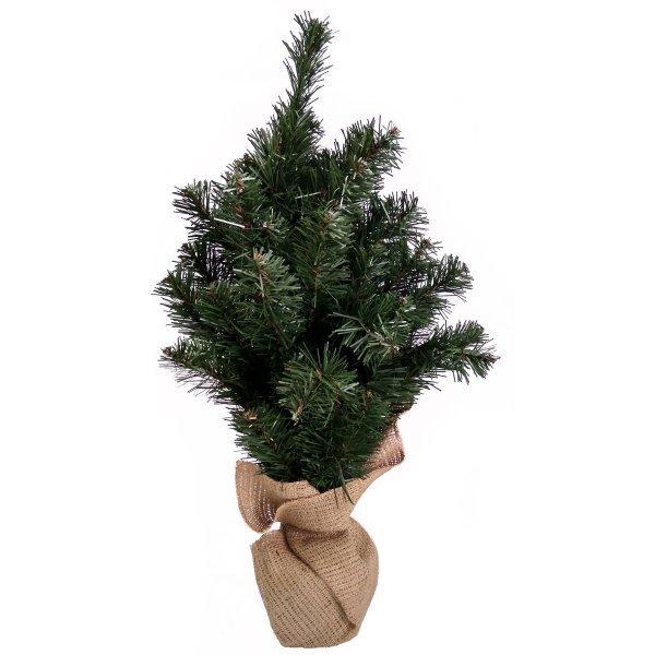 Χριστουγεννιάτικο Επιτραπέζιο Δέντρο με Σακί (50cm)