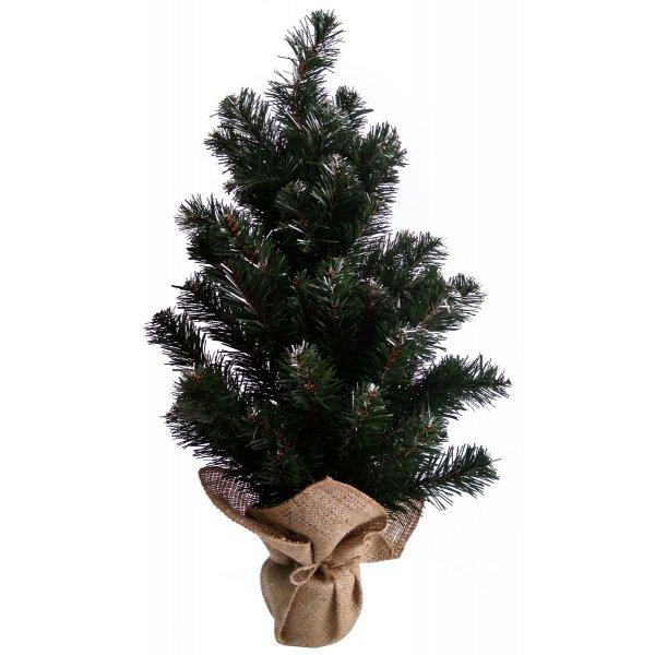 Χριστουγεννιάτικο Επιτραπέζιο Δέντρο με Σακί (70cm)