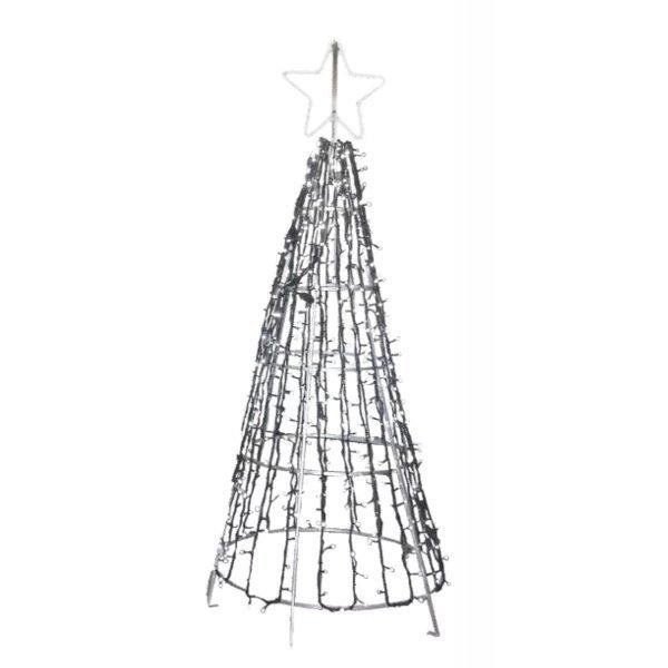 Xριστουγεννιάτικο Δέντρο Πλατείας με LED (2.7m)