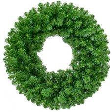Χριστουγεννιάτικο Στεφάνι Dakota Wreath (90cm)