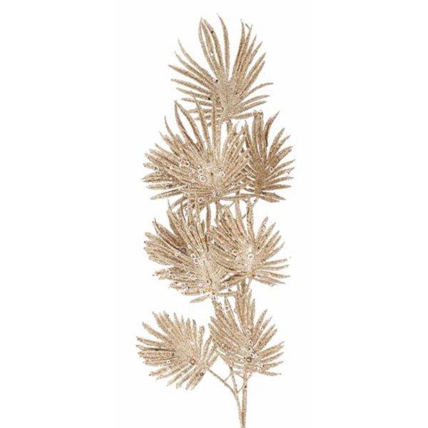 Χριστουγεννιάτικο Διακοσμητικό Κλαδί Χρυσό (95cm)
