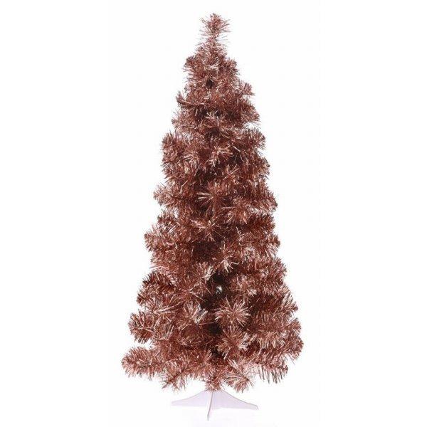 Χριστουγεννιάτικο Επιτραπέζιο Ροζ Slim (75cm)