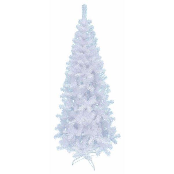 Χριστουγεννιάτικο Λευκό Δέντρο FIRST SLIM (100cm)